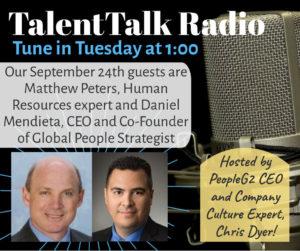 Talent Talk Radio Podcast