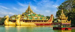 local cultures in myanmar