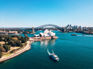 remote working australia