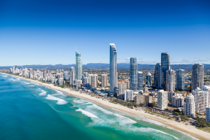 Australia City Water View