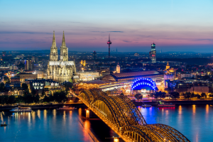 Germany City View