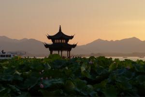 China Sunset Views