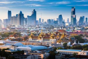 Thailand City View